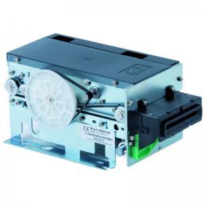 Buy cheap Hybrid Motorized ATM card reader encoder writer magnetic strip IC RFID banking kiosk from wholesalers