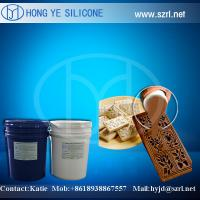 China FDA approved silicone rubber for homemade cookies mold making wholesale