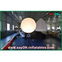 Buy cheap Decorative Lighted Balloons / Inflatable Lighting Decoration For Party And Advertising from wholesalers