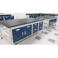 China H - Frame Steel Mobile Laboratory Tables With Drawers ISO Approved wholesale