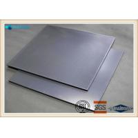 China Surface Brushed Custom Aluminum Plate Flat Aluminum Sheet Natural Appearance on sale