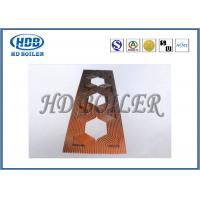 Quality Carbon Steel Alloy Steel Water Wall Panels / Water Cooling Wall ASME Standard for sale