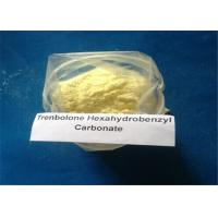 China Medical Tren Steroid Raw Powder Trenbolone Hexahydrobenzylcarbonate on sale
