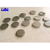 China LiMnO2 CR1620 Button Battery Long Life For Calculator Watch Digital Device wholesale