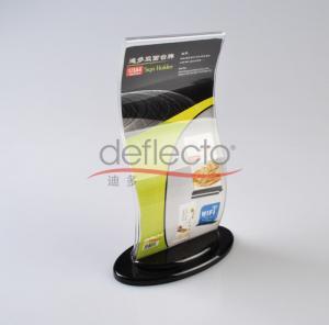 China Deflect-o Leaflet Holder/Photo frame,140x71x218(mm) wholesale