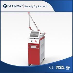 China Latest nd yag laser tattoo removal machine/nd yag hair removal wholesale