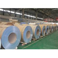 China 1000 Series Bright Mill Finish Aluminum Coil In Rolls 1050 1060 1100 H14 wholesale
