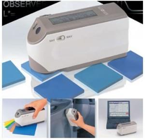 China Knoica Minolta Portable Spectrophotometers CM-2600d / 2500d UV-Control (NUVC) for color measurement wholesale