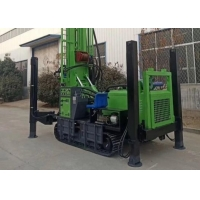 China Shitan St 400 Meters Borehole Water Well Drilling Rig Machine wholesale