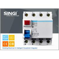 China Electrical Residual Current Circuit Breaker for home , mini circuit breaker wholesale