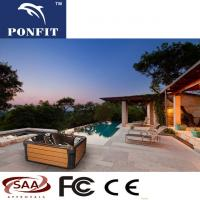 China Ponfit Hot Massage Tub / outdoor Whirlpool Spa massage / bathtubs wholesale