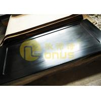 Wholesale Resist moisture epoxy resin lab countertops black color for wniversity from china suppliers