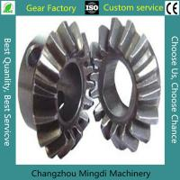 China Professional OEM Teeth Spur Bevel Gear Customized 45°~ 135° Shaft Angle wholesale