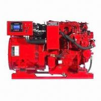 Buy cheap Gasoline Generator Set with 1500/1800rpm Speed and Compact Structure, Environmen from wholesalers