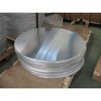 China Silver Smooth 1050 H34 Aluminium Circle / Aluminium Disc for Highway Road on sale