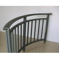 China Powder Painted Aluminum Hand Railings / Balustrade For Buildings wholesale