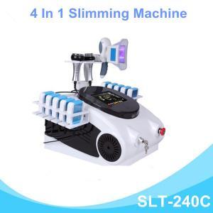 Portable Cryolipolysis Body Slimming Machine With Lipo Laser / Cavitation / RF