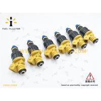 Quality Set of 6 Flow Matched Fuel Injectors 0280150714 for 1984-1993 BMW 318i/is 1.8L for sale