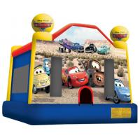 China Inflatable Bouncer combo / Bouncer and slide combo / inflatable cars combo wholesale