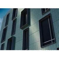 China 1220x2440mm Perforated Aluminum Panels for Curtain Wall  Cladding Decoration wholesale