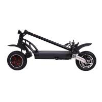 China Dual Motor Folding Electric Scooter 2000W For Off Road Use , Long Life wholesale