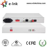 China 20km Optical Fiber Ethernet Media Converter Modem Protocol E1 Interface wholesale