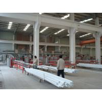 China PE,PP,PVC wood plastic board extrusion line and pvc window profile production line on sale