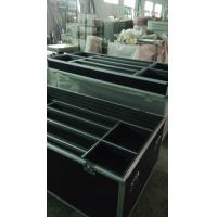 China 12 MM Black 3 Layers Flight Case For Bollards 530 x 680 x 830 wholesale
