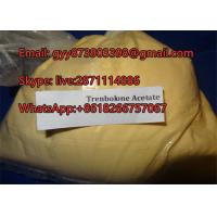 China Muscle Gain Usage Trenbolone Acetate Steroid Powder CAS No 10161-34-9 on sale