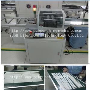 China Multi blade Automatic PCB Separator / PCB Depaneling / LED PCB Cutter Machine YSVJ-650 wholesale