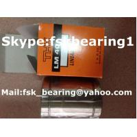China LM60UU OP Linear Ball Bearing Shaft Guiding Ball Bushing 60mm × 90mm × 110mm wholesale