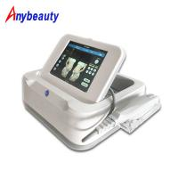 Buy cheap 7 Treatment cartridges hifu Machine For Face Lift body slimming from wholesalers