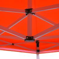 Quality Promotion 10X10 Pop Up Display Tents , Heavy Duty Portable Outdoor Canopy for sale