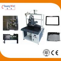 China Three Axis Stepper Screw Tightener Machine With 1400 - 2000 PCS Nuts / Hour wholesale