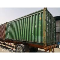 Buy cheap Steel Single Story In Line Storage Container Houses With International Standards from wholesalers