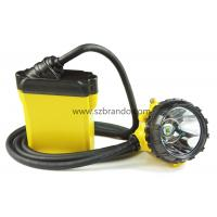 China Safety miner cap lamp, KL12LM corded lamp wholesale