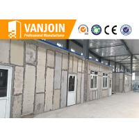 China 100mm Fireproof Composite Cement Board for Lightweight Building Materials on sale