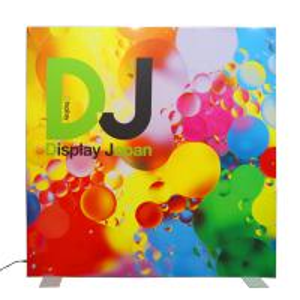 China Double Side Frameless SEG Light Box , LED Backdrop Fabric Light Box wholesale