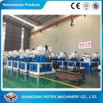 China 1-1.5t/H Pine Oak Wood Pellet Mill Machine For Making Biomass Fuel wholesale
