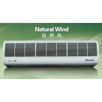 China Natural Wind Compact Air Curtain , Cross Flow Type Airflow Air Cutter For Door wholesale