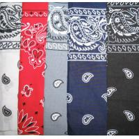 China printed multi tube bandana wholesale