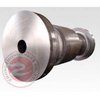 Quality Large Shaft Forged Spindle ASTM GB , Finish / Rough Machined Forging for sale