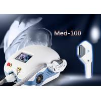 Buy cheap White Portable Intense Pulsed Light Hair Removal Machines For Home Use 1200w from wholesalers