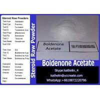 Buy cheap Hormone Steroid Powder Boldenone Acetate / Boldenone Ace CAS 2363-59-9 from wholesalers