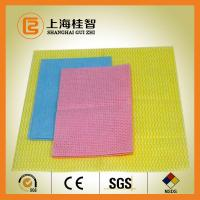 China Multi Purpose Non Woven Cleaning Cloth Nonwoven Wipes Super Absorbent wholesale