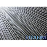 China Durable Nickel Alloy Tube Alloy 600 / UNS N06600 Bright Annealed Control Line Tube wholesale
