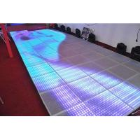 China P10 Outdoor Video Led Dance Floor , Events Club Dance Floor Display 3 Years Warranty wholesale