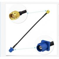 Buy cheap Vehicle Antenna Extension Pigtail SMA male to Fakra male Cable 1m China Shipping from wholesalers