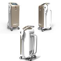 China Hot sale and professional three handles IPL hair removal machine with strong cooling system wholesale