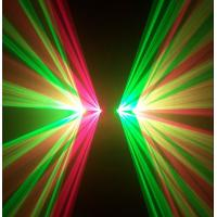 50 Watt RG Laser Beam Effect Stage Laser Light With 80mW 532nm Green Laser
